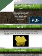 Ciclo Del Azufre y Zinc(2)