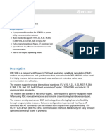 Idm-50b Datasheet 140918