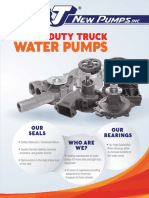TJ Water pumps