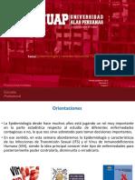 Semana 11 EPIDEMIOLOGIA Y  CARACTERISTICAS DE ITS-VIH (1).ppt