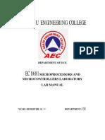 MPMC Manual