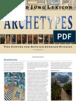 Jungian Archetypes Lexicon
