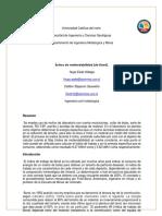 4 Informe operaciones Mecanicas