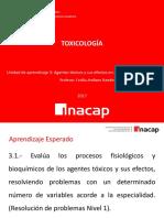Toxicología - III Unidad_Ecuaciones