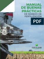 MANUAL DE BUENAS PRÁCTICAS EN EL MANEJO DE FERTILIZACIÓN