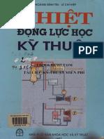 SÁCH SCAN - Nhiệt động lực học kỹ thuật (Hoàng Đình Tín  Lê Chí Hiệp)_nopass-đã mở khóa.pdf