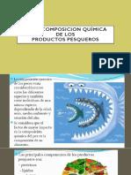 BIOQUÍMICA DE PRODUCTOS PESQUEROS TEMA 2