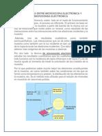 DIFERENCIAS ENTRE MICROSCOPIA ELECTRÓNICA Y MICROSONDA ELECTRÓNICA.docx