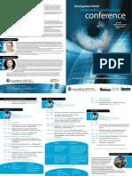2010 IT Conference Program