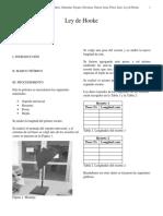 Informe 5 Ley de Hooke