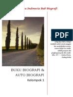 Buku biografi tugas bhs indonesia
