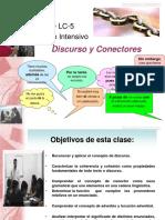 Clase LC 5 - Discurso y Conectores