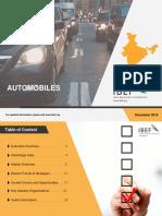 Automobiles Dec 2018
