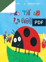 מה עוד ראית חיפושית? / ג׳וליה דונלדסון ולידה מונקס