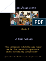 Assestment and Diagnosis in Social Work