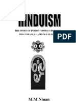 Hinduism a Christian Heresy