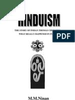 Hinduism a Christian Heresy