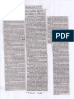 Manila Bulletin, July 8, 2019, House speaker contenders agree to unite, respect Presidents choice.pdf