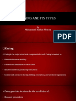 Casing and Its Types