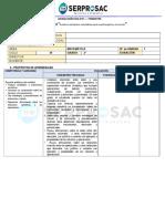 Unidad Didáctica 01_2do Secundaria 2019