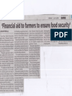 Philippine Star, July 8, 2019, Financial aid to farmers to ensure food security.pdf