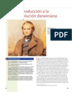 Cap 18 Introducción a La Evolución Darwiniana (1)