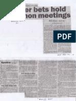 Philippine Star, July 8, 2019, Speaker bets hold marathon meetings.pdf