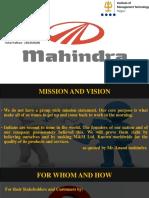Sf Mahindra and Mahindra