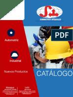 Catálogo suministros