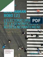 ALLÔ MAMAN BOBO (2) L'ÉLECTORAT URBAIN, DE LA GENTRIFICATION AU DÉSENCHANTEMENT