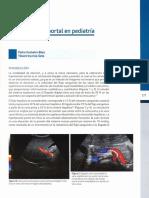 Doppler en La Hipertension Portal en Pediatri