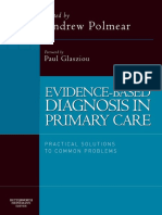 Evidence-based diagnosis in primary care : a practical approach to common problems