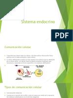 Sistema Endocrino Curso