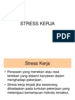 14. Stress Kerja