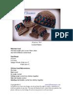 Alpine Set crochet