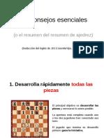 101 Consejos esenciales Ajedrez