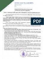 Peraturan Pantang Dan Puasa Prapaskah 2019