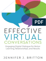 Britton Jj Effective Virtual Conversations