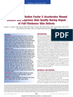 Growth Differentiation Factor 5 Accelerates Wound.pdf