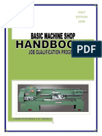 Basic Machine Shop