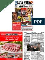 Kuta Weekly - Edition 626 Bali's Premier Newspaper