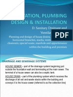 D. SANITARY DRAINAGE.ppt