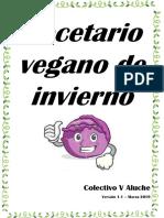 Recetario Vegano Invierno 201903 ColectivoV