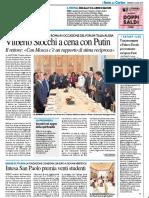 Vilberto Stocchi a cena con Putin - Il Festival