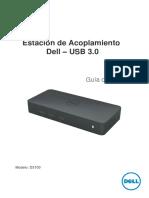 Dock Station DELL D3100