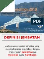 Workshop Bridge 2019