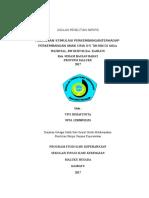 COVER HUBUNGAN STIMULASI PERKEMBANGANTERHADAP.docx