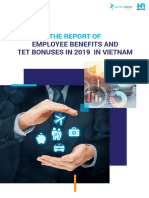 The Report of Employee Benefits & Tet Bonuses in 2019 in Vietnam