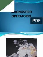 Diagnostico Operatorio - Presentacion-1