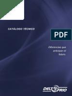 Catálogo técnico Deltafrio